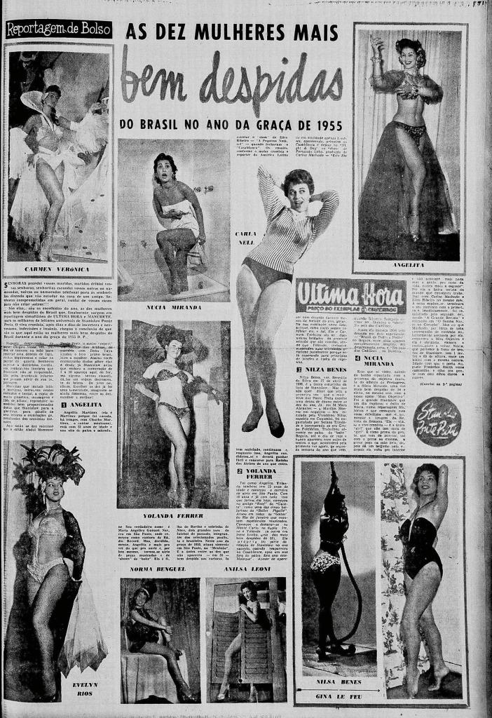 Última Hora - 29/12/1959