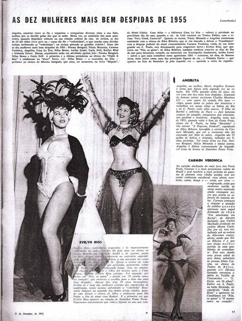 Manchete  Nº 193 - 1955