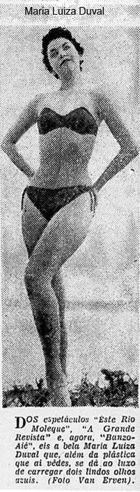 Maria Luiza Duval