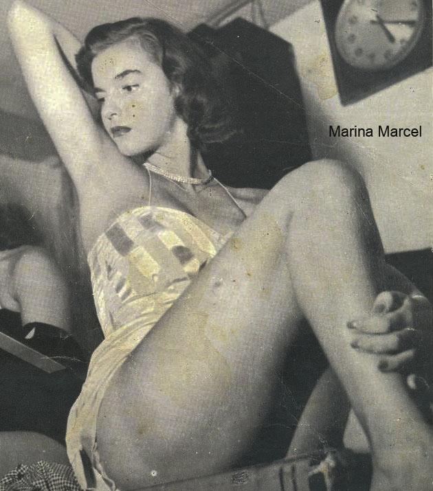 Marina Marcel