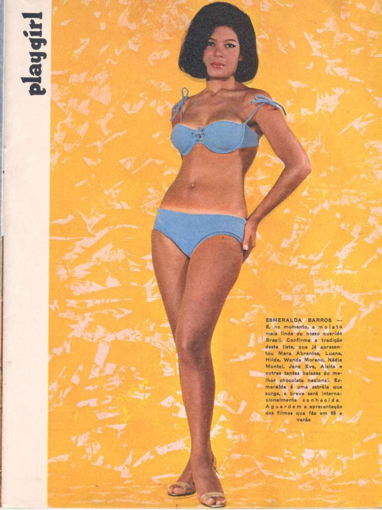 1965 Esmeralda Barros