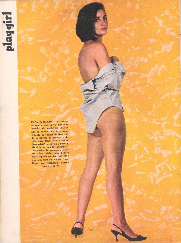 1965 Flávia Balbi
