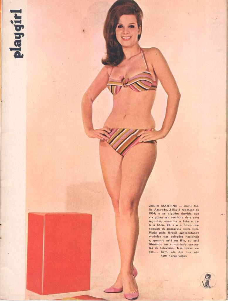 1965 Zélia Martins