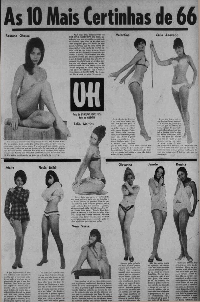 Última Hora 27/12/1966