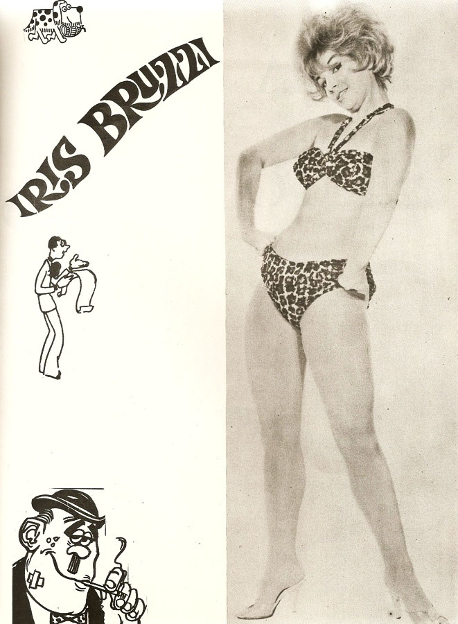 Iris Bruzzi OK