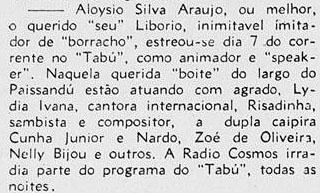 1939 Aloysio o seu libório