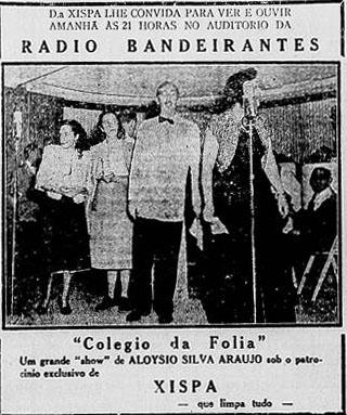 1949 aloysio na band colégio