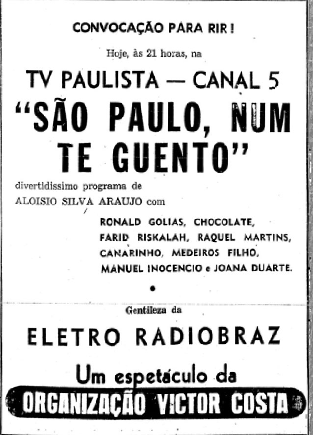 1959 Aloysio sp num te guento