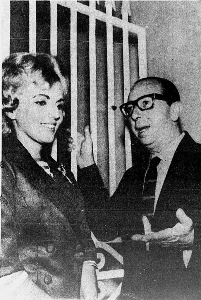 1961 Aloysio e Maria Helena TV Rio O riso é o limte