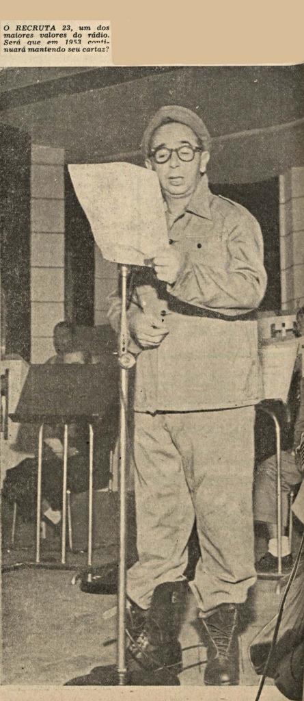 Revista Fon-Fon 1953