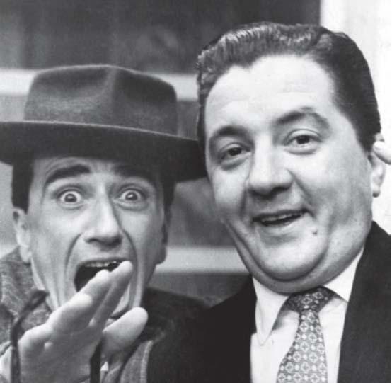 Walter Stuart e David Neto