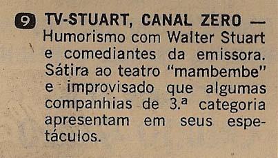 Revista Intervalo 1964