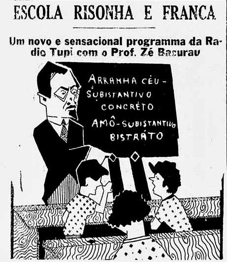 1940 dn Escola Risonha e Franca Tupi Rio