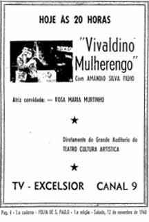 Folha de S. Paulo - 1960