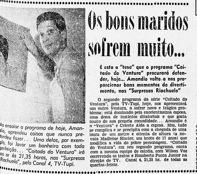 Diário da Noite 1964