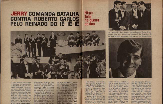 Revista Intervalo - 1966