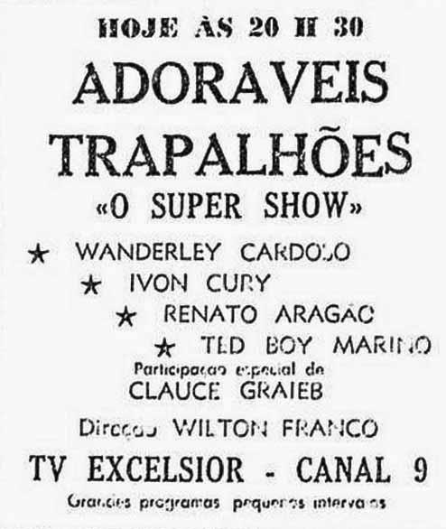 Folha de São Paulo - 1966