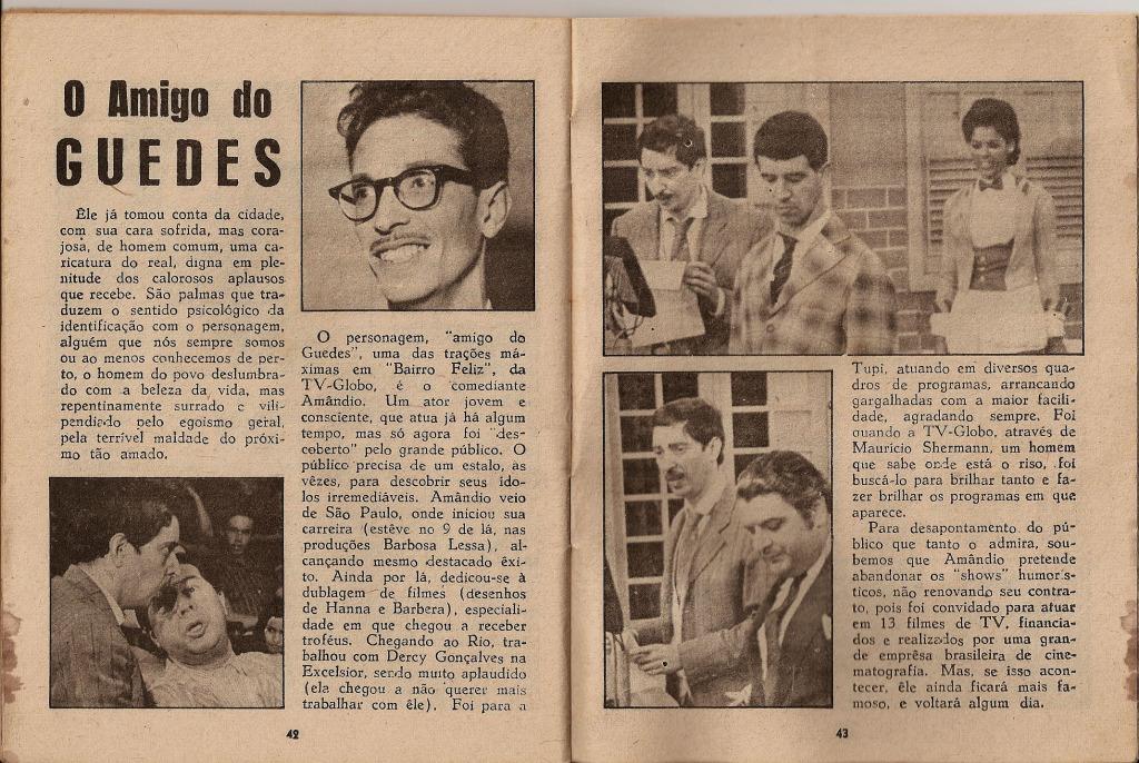 Amândio 1965