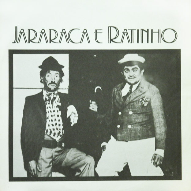 Jarara e Ratinho