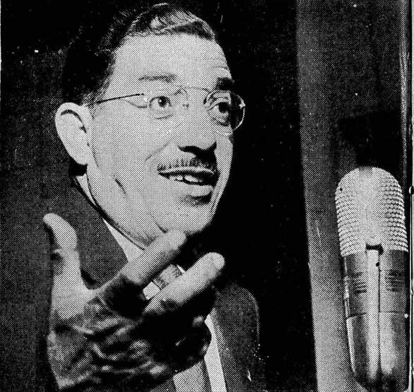 Nhô Totico, criador da primeira escolinha no rádio