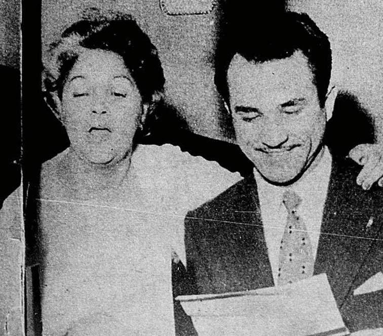 Raquel Martins e José Sampaio