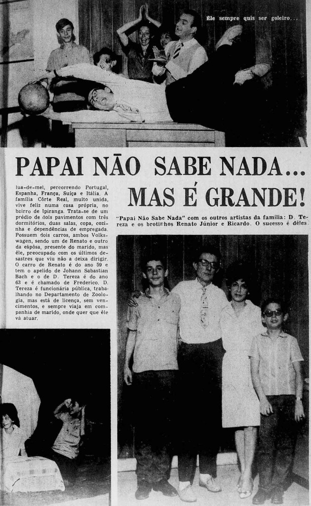 Revista do Rádio 1964