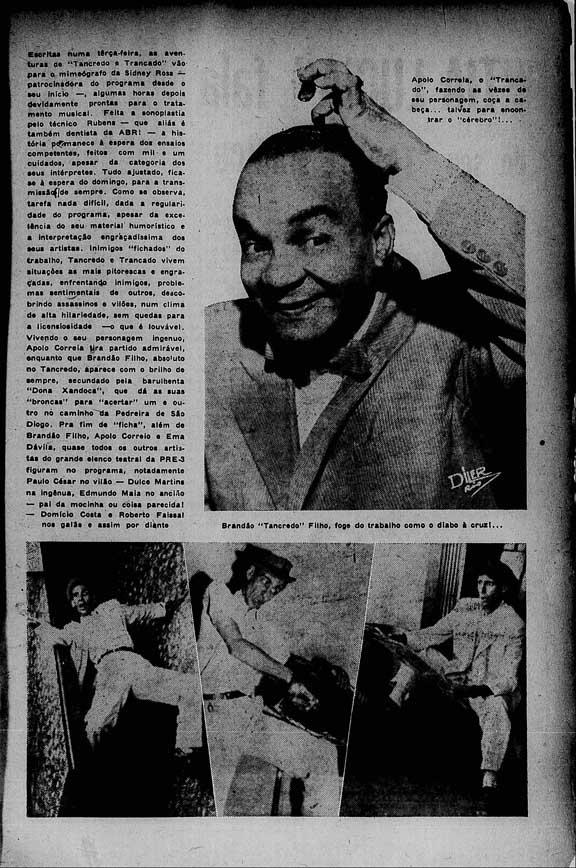 Revista do Rádio - 1951