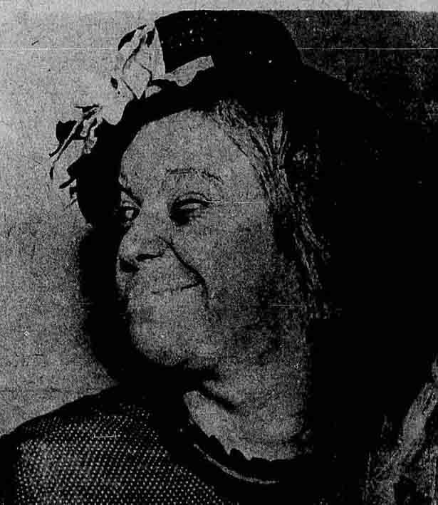 Maria Tereza (Terezoca) 1957