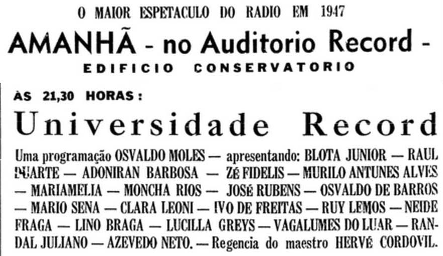 Folha da Noite - 1947