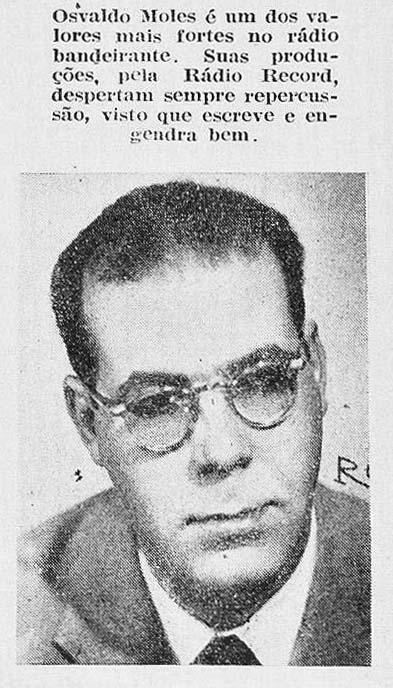Osvaldo Molles - 1950