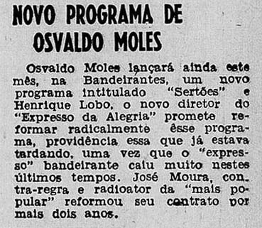 Revista do Rádio - 1951