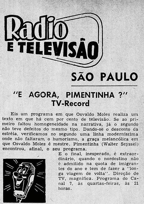 Revista do Rádio 1957