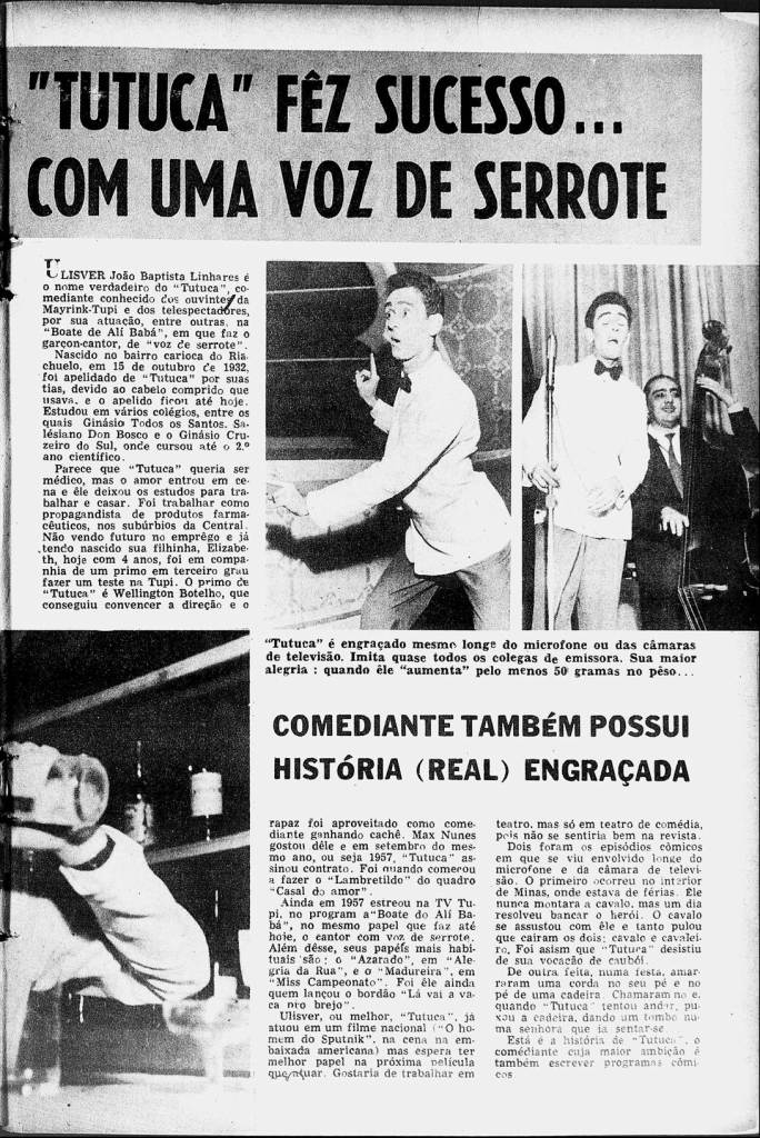 Revista do Rádio - 1960