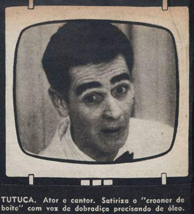 1960 Tutuca crooner de boate