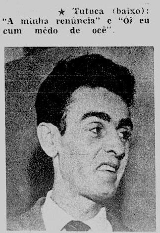 1962 Tutuca renúncia