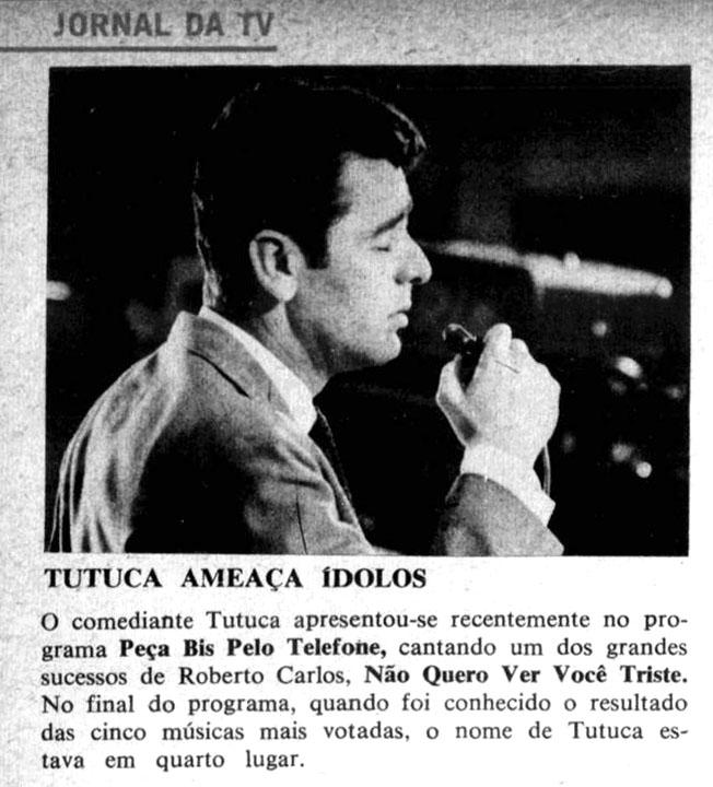 1965 Tutuca canta Roberto Carlos 2