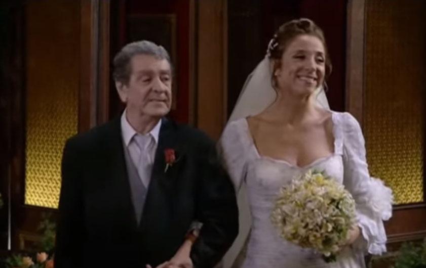 """Tutuca e Marisa Orth em cena de """"Os  Normais, o filme"""""""